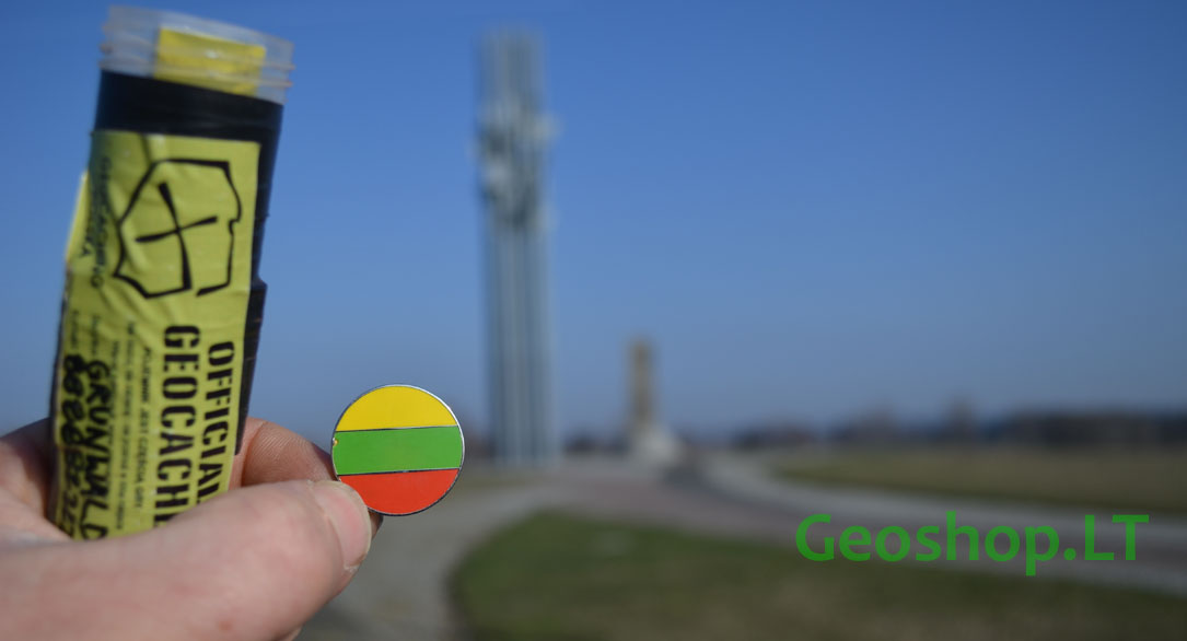 About geocaching